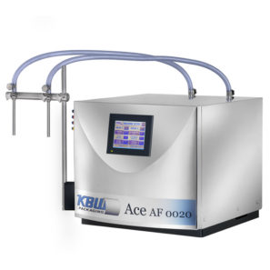 AF 0020 volumetric liquid filling machine