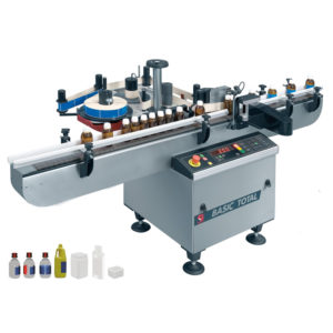 Basic Total 200 wrap around Bottle labelling machines