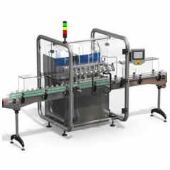 lease purchase Liquid filling machine